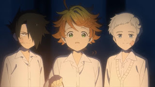 Yakusoku no Neverland - Episódio 06