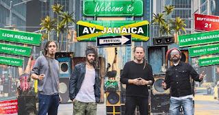 Festival AV. JAMAICA | Alerta Kamarada, Lion Reggae y más…