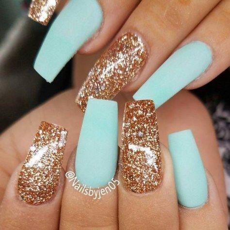 100 cutest nail designs summer acrylic  beauty