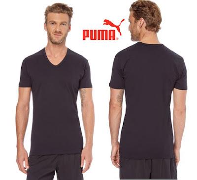 camisetas hombre de la marca Puma en oferta