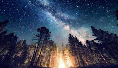 Puluhan Ribu Lubang Hitam Ditemukan Di Pusat Bima Sakti