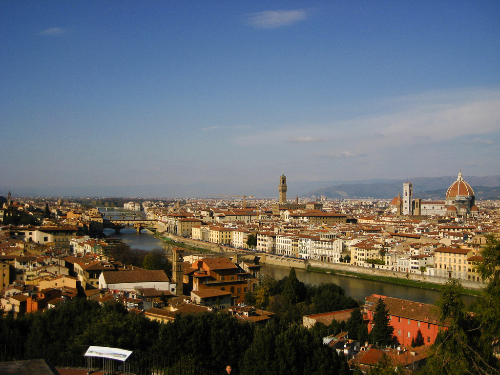 Florence Dome: ArtOdysseys: Traveling For The Love Of Art
