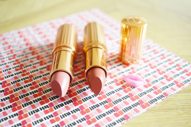 Charlotte Tilbury KISSING lipsticks