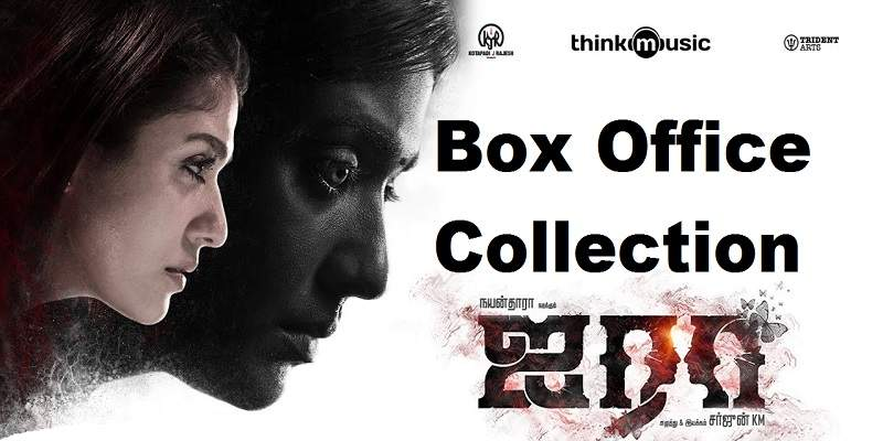 Airaa Box Office Collection Poster