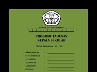 Download Program Kerja Tahunan Kepala Sekolah SD Terbaru 2016