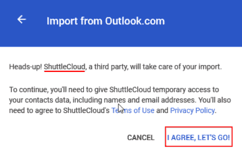 shuttlecloud access