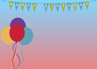 Kumpulan Desain Kartu Ucapan ulang tahun Terbaik dan Lengkap