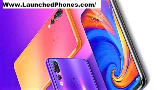 launched inwards China equally the best band inwards the cost category Lenovo Z5s: best band inwards the category