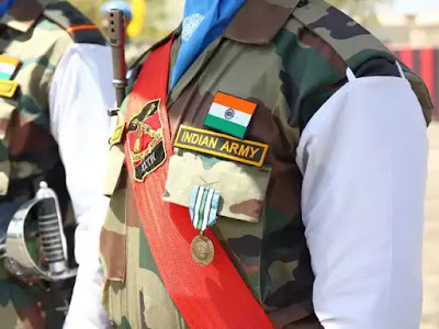 Medals of Honour Awarded to Indian Peacekeepers