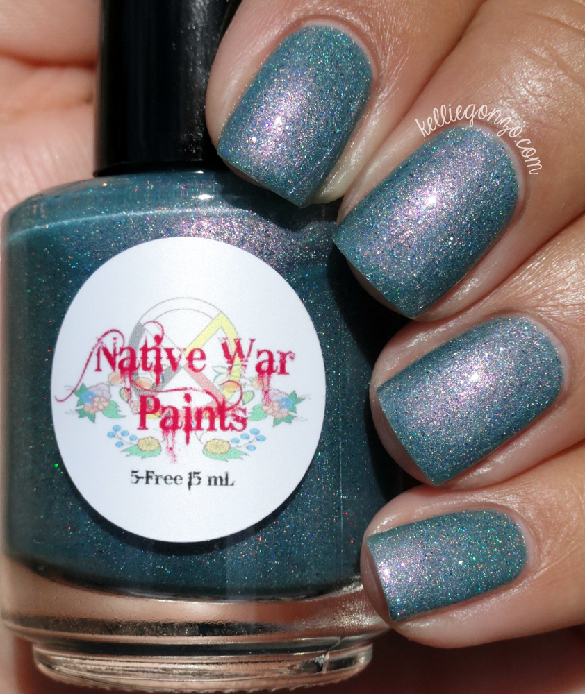 Native War Paints I Will Be There For You
