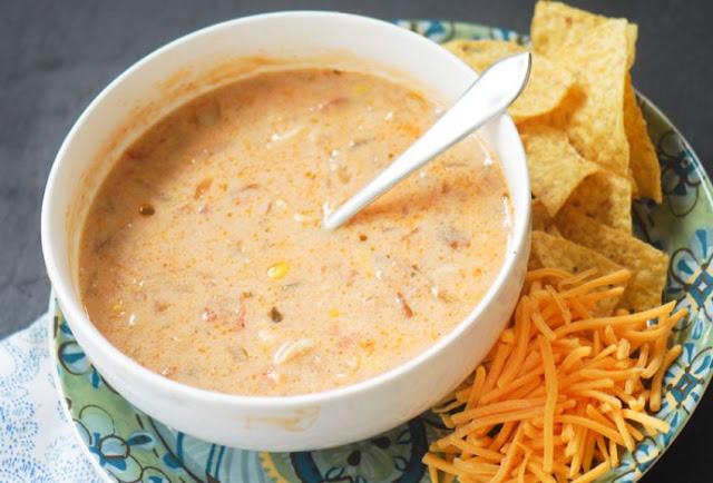 Chicken Tortilla Soup , weight watchers recipes , 8 smartpoints