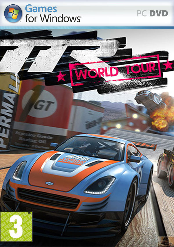 Table Top Racing World Tour Download Cover Free Game