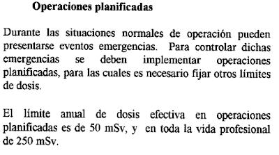 COVENIN 2259 y las Radiaciones Ionizantes 8