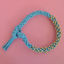 Easy Way to Finish a Kumihimo Bracelet!