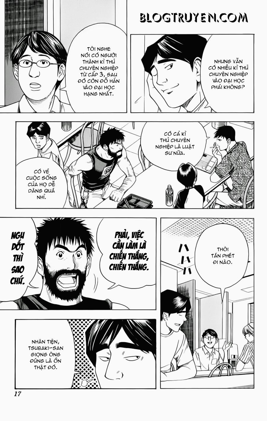 Hikaru No Go hikaru no go chap 79 trang 12