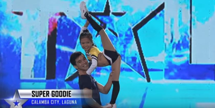 VIDEO: 'Super Goodie Pep Squad Duo' wows PGT judges, viewers