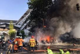 Surabaya church attacks