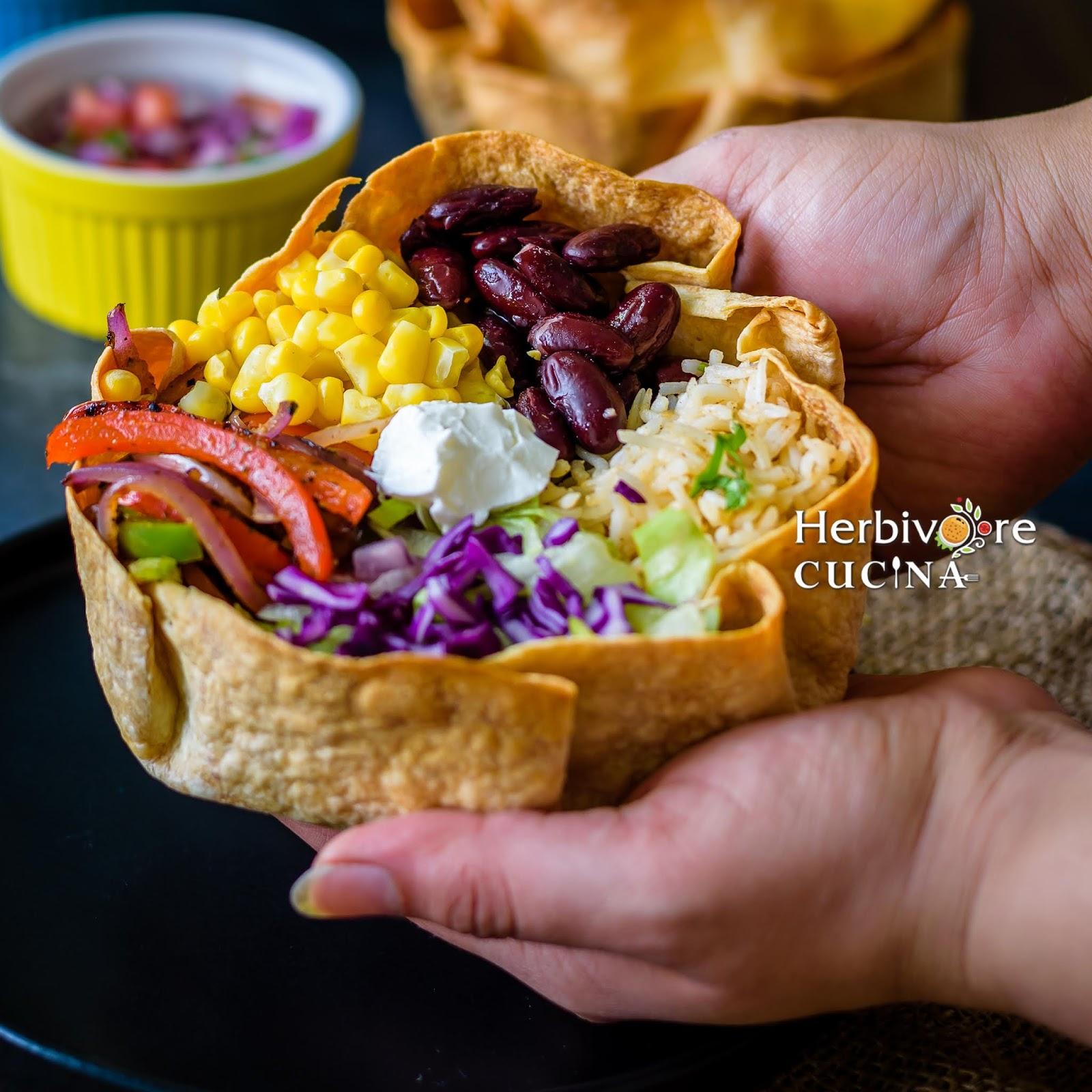 Taco Salad Recipe Baked