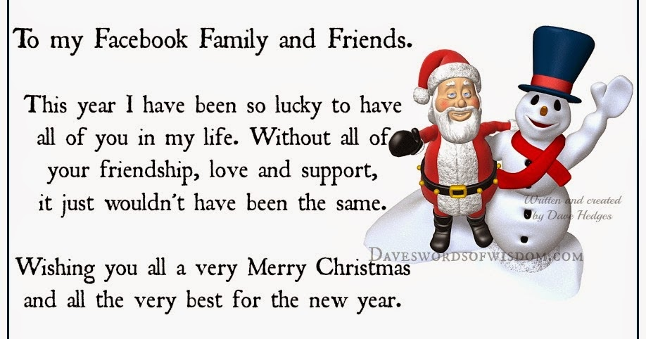 You Family Year Merry Wishing Quotes And New Christmas And Your Happy