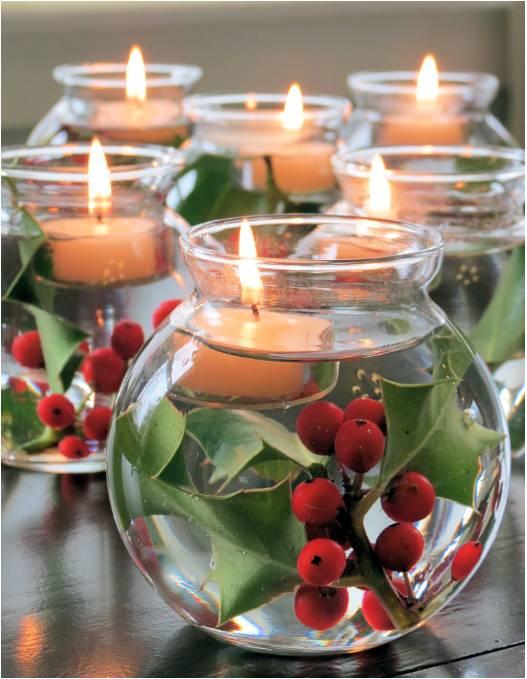 la mesa de navidad no se trata slo de la deliciosa comida que usted ha trabajado tan duro para preparar tambin puede ser una manera de sorprender a los - Decoracion Navidea