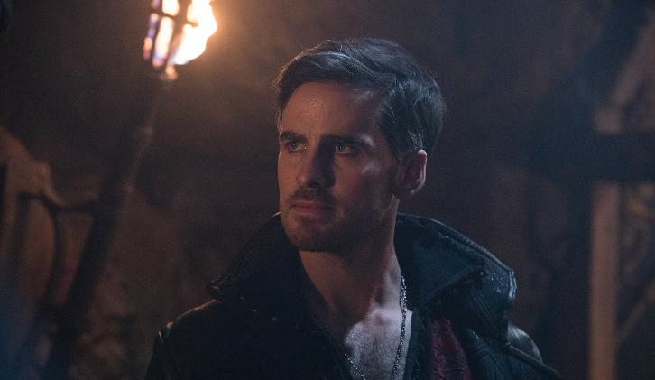 Once Upon a Time - Episode 7.13 - Knightfall - Promo, Sneak Peek, Promotional Photos + Press Release