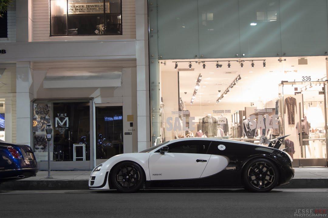 15 Fakta Tentang Bugatti Veyron