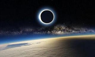 Melihat Gerhana Matahari