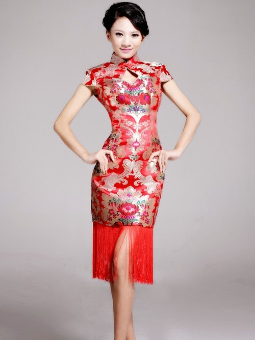 What's in a Chinese Wedding Dress