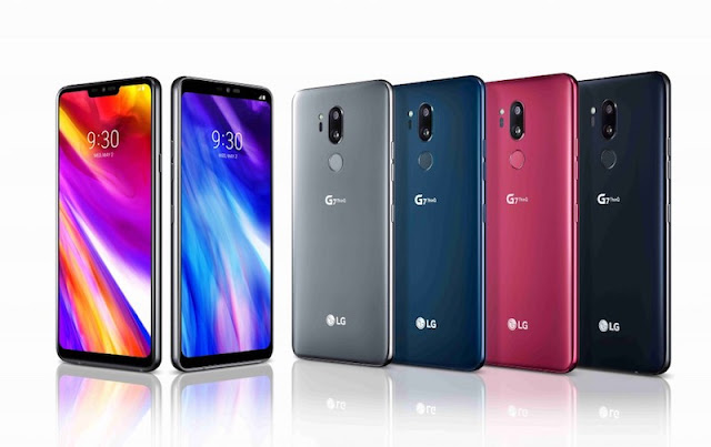 LG G7 ThinQ Goes Official With Snapdragon 845 SoC and AI Cameras