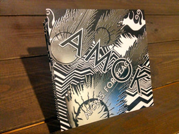 ATOMS FOR PEACE 「AMOK」