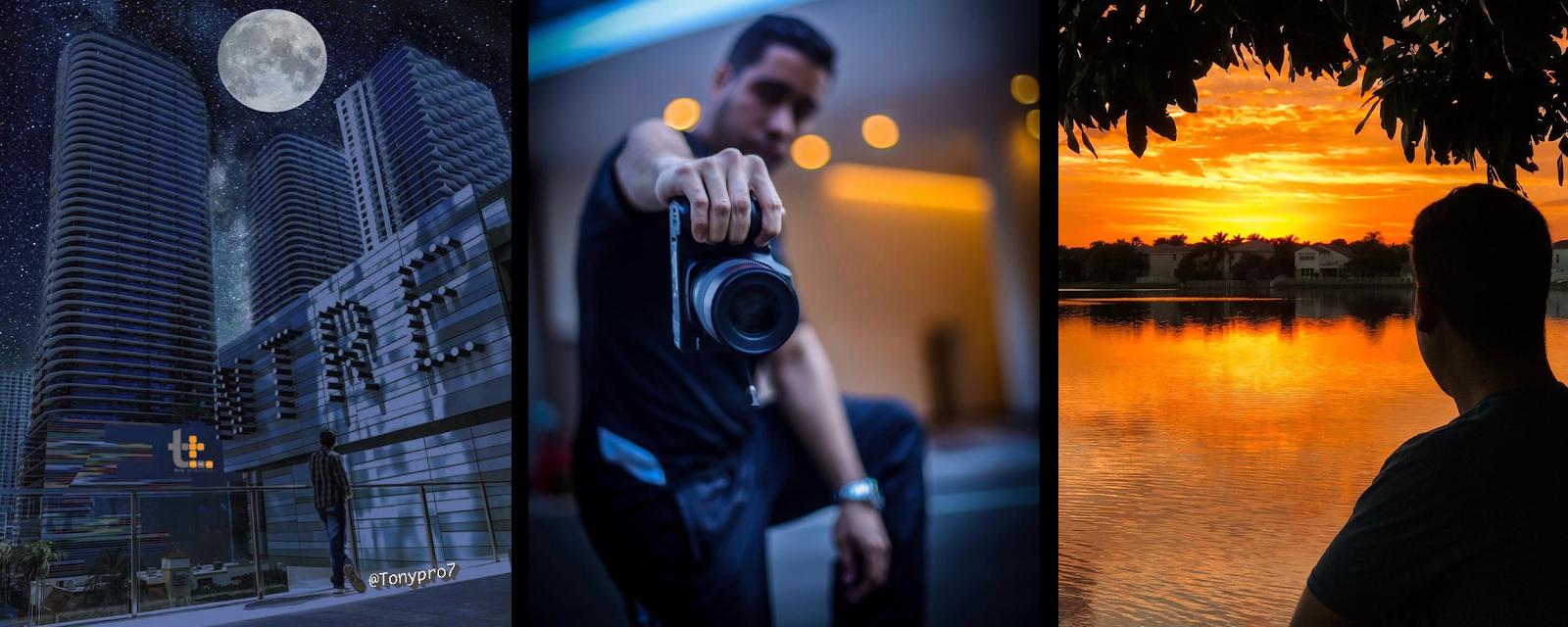 fotografía profesional Miami