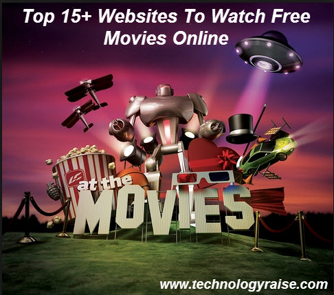 To watch website movies free surveys or downloading without