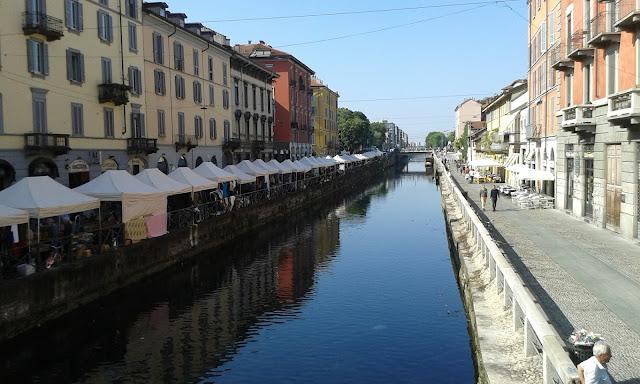 התעלה הגדולה -נבילי-מילאנו
