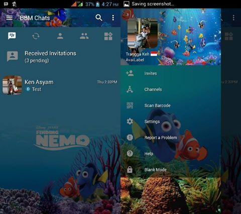 BBM MOD Nemo v3.2.5.12 Apk Gratis