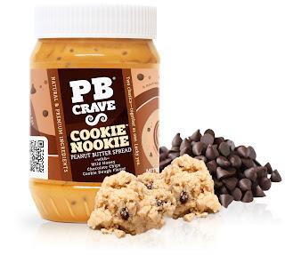 PB Crave cookie nookie