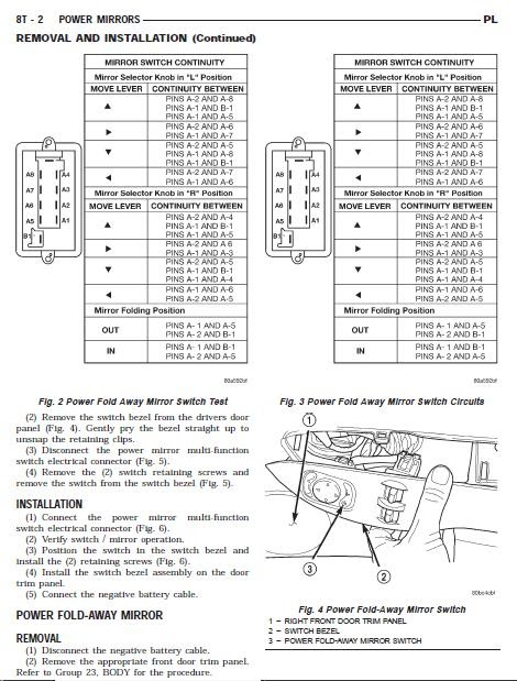 repair-manuals: Dodge Neon 2000 Electrical Repair