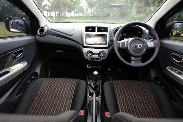 Toyota Agya Si Mungil Penuh Pesona