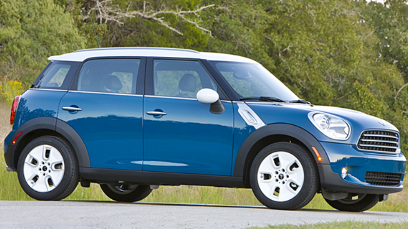 2014 mini cooper countryman changes car interior design. Black Bedroom Furniture Sets. Home Design Ideas