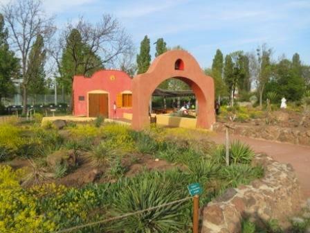 Blumengärten Hirschstetten / Mexikanischer Garten