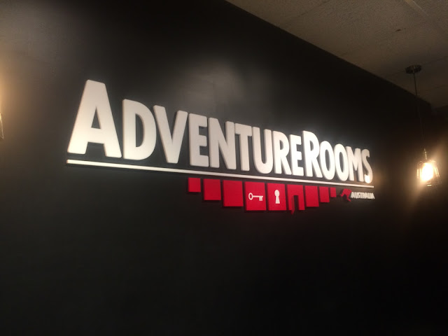 Adventure Rooms Adelaide | Almost Posh