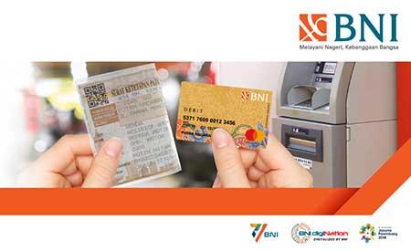 Cara Bayar Samsat Online Melalui ATM BNI e-Samsat