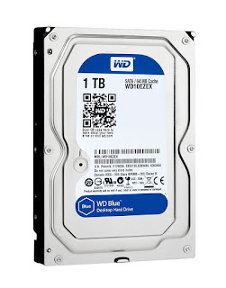 Western Digital Blue 1TB, 7200RPM, 64mb (WD10EZEX) HDD Review
