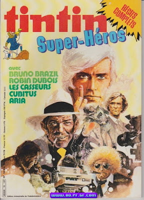 Tintin Super-Héros, Tome 19