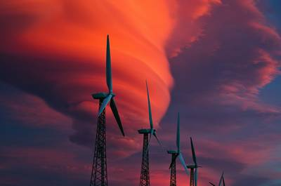 Wind Power by Timescapes