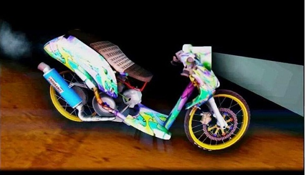 Drag Gtaind Mod Gta Indonesia