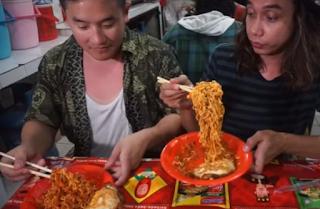 inilah lomba makan paling aneh di dunia dan nyata