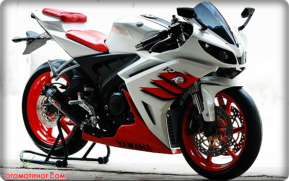 Modifikasi Motor Yamaha Vixion Terbaru