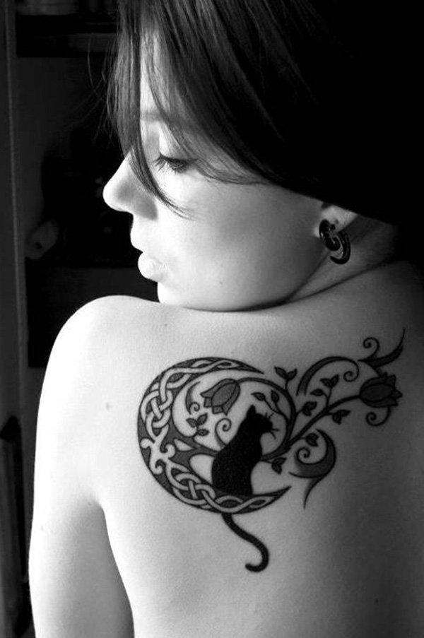 Tatuagens inspiradas na Lua