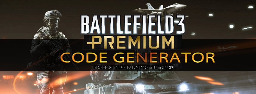 download your battlefield 3 premium key generator for free,exclusive battlefield 3 premium key generator