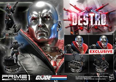 La Prime 1 Studio ci offre il suo Destro per la Premium Masterline